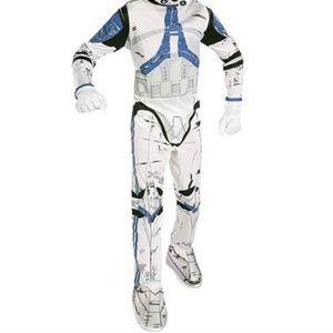 STAR WARS 501st Clone Trooper COSTUME kids